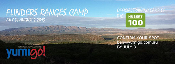 Flinders Ranges Camp