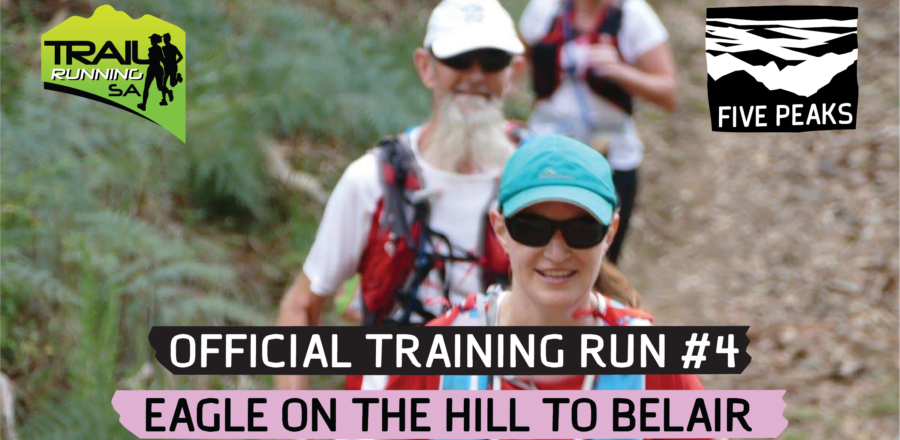 Five Peaks Official Training Run #4 – Eagle On The Hill to Belair (16 km)