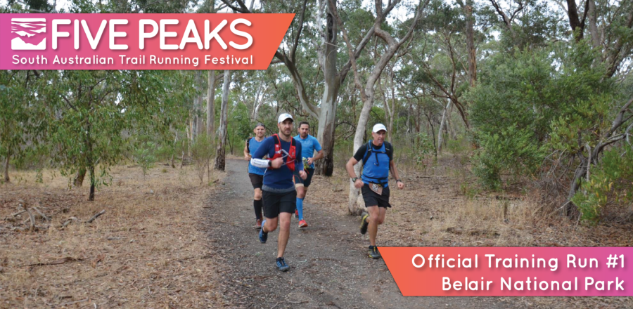 Five Peaks Official Training Run #1 – Belair Short Courses (12 km or 8 km )