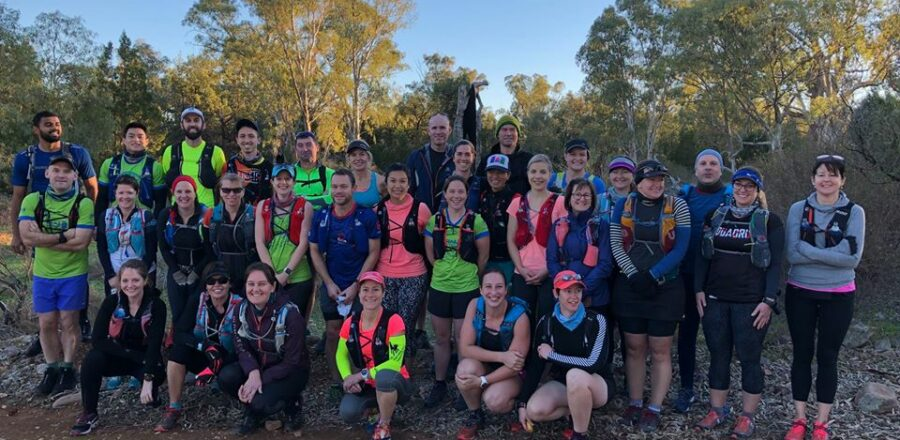 Melrose Trail Running Camp 2019